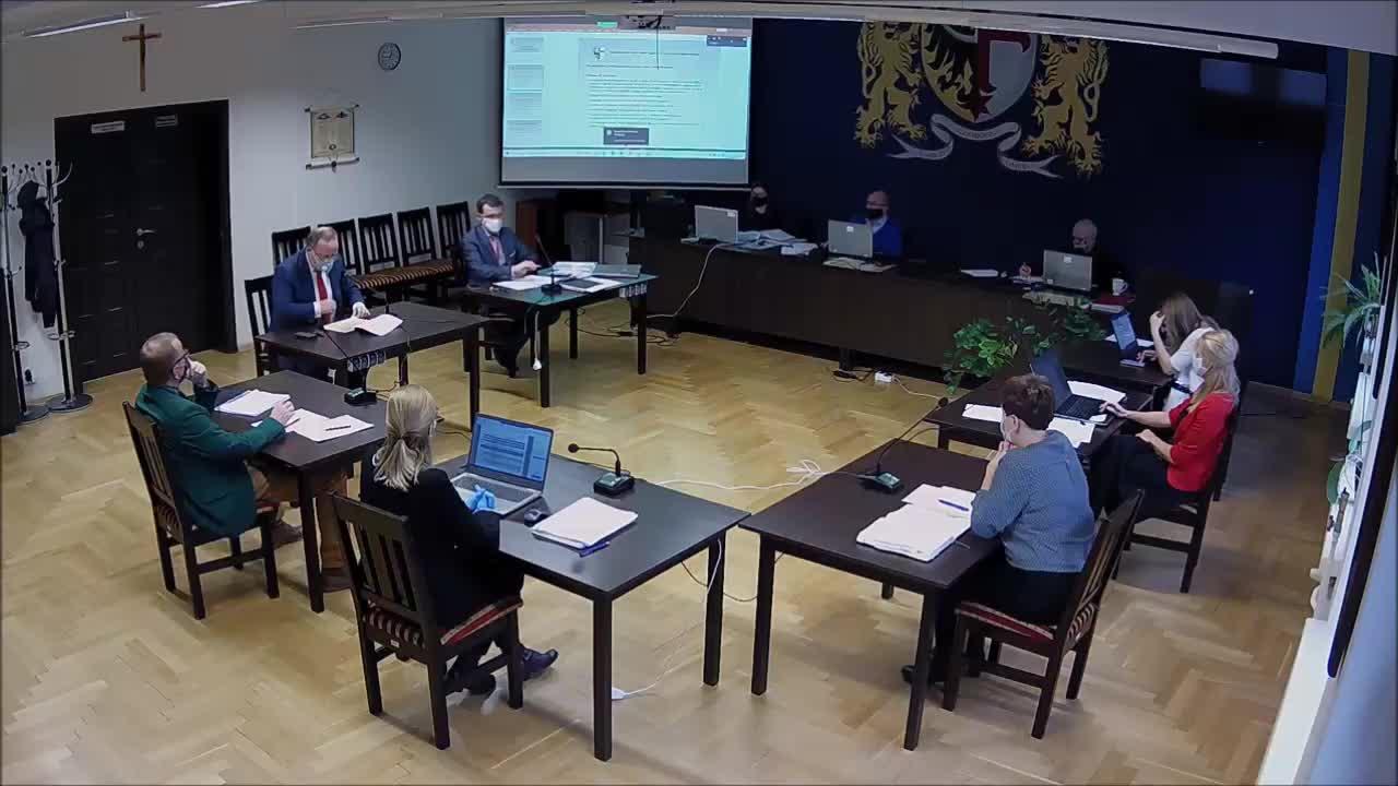 XX Sesja Rady Gminy Czernica z dnia 09.12.2020 r.