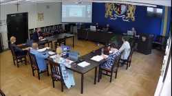 XXVI Sesja Rady Gminy Czernica z dnia 21.06.2021